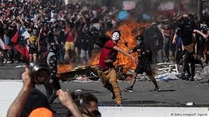 South America′s protests fueled by ′extreme′ social inequality ...