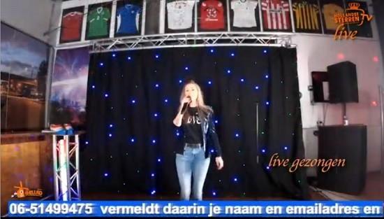 Boa's leggen live-uitzending vanuit Arnhem plat