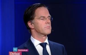 Rutte ontwijkt moeilijke vragen toeslagenouder: 'Er zijn ook heel veel dingen wel goed gegaan'